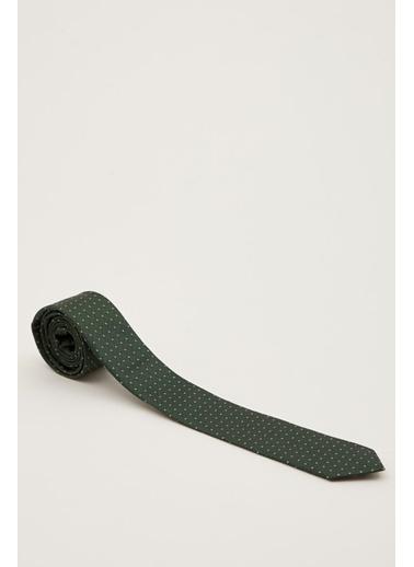 DeFacto Kravat Yeşil
